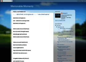 memorable-momentz.blogspot.in