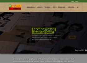 memoriaabierta.org.ar