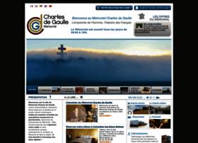 memorial-charlesdegaulle.fr
