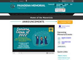 memorial.pasadenaisd.org
