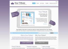 memorial.yourtribute.com
