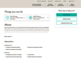 memorialcorinth.com