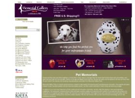 memorialgallerypets.com