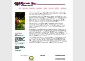 memorialprint.com