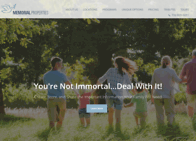 memorialproperties.com
