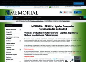 memorialspain.com