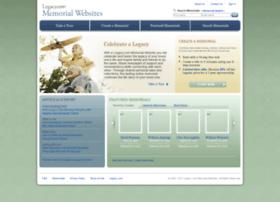 memorialwebsites.legacy.com