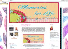 memoriesforlifescrapbooks.blogspot.com