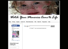 memoriesinhand.com