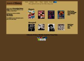 memoriesofhistory.com