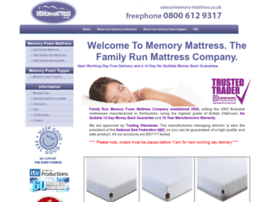 memory-mattress.co.uk