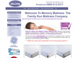 memory-mattress.co.uk