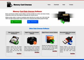 memorycardunerase.com