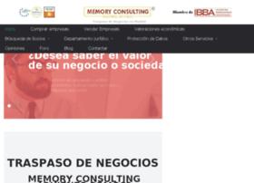 memoryconsulting.es