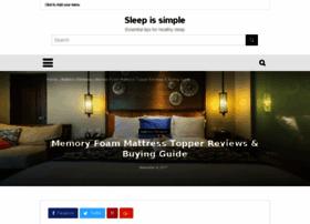 memoryfoammattress-topper.com
