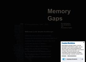 memorygaps.at