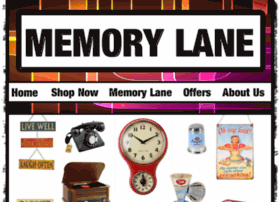 memorylaneshop.co.uk