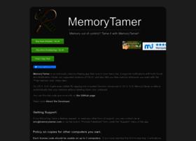 memorytamer.com