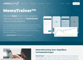 memotrainer.nl