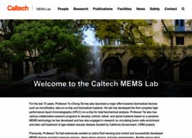 mems.caltech.edu