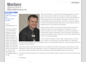 memvance.com