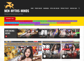 men-myths-minds.com
