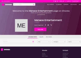 menace-ent.shoobs.com