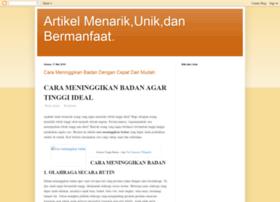 menarikdanunik77.blogspot.com