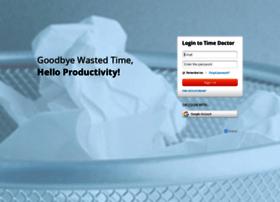 menasoftware.timedoctor.com