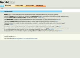 mendel-online.eu