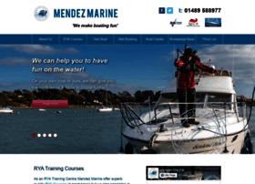 mendezmarine.co.uk