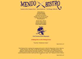 mendobistro.com