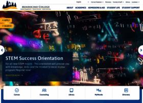 mendocino.edu