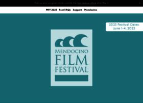 mendocinofilmfestival.org