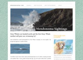 mendonomasightings.com