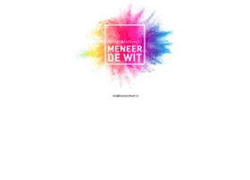 meneerdewit.nl