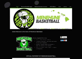 menehunebasketball.com