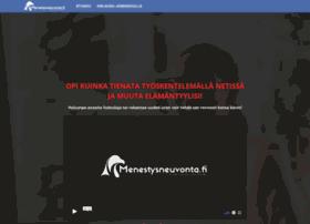 menestysneuvonta.fi
