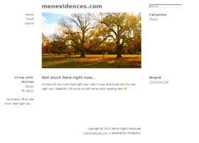 menevidences.com