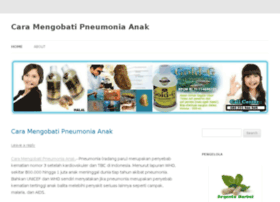mengobatipneumoniaanak.wordpress.com