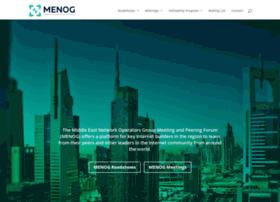 menog.org