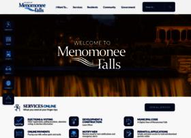 menomonee-falls.org