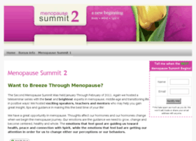 menopausesummit.org
