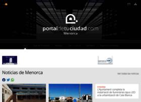 menorca.portaldetuciudad.com