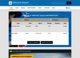 menorcaairport.com