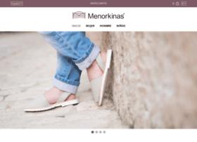 menorkinas.com