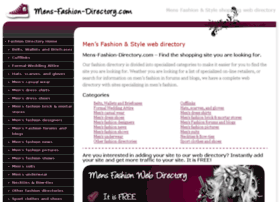mens-fashion-directory.com