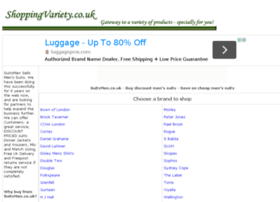 mens-suits-other-menswear.shoppingvariety.co.uk