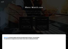 mens-watch.com