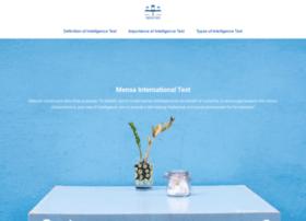 mensa-test.com